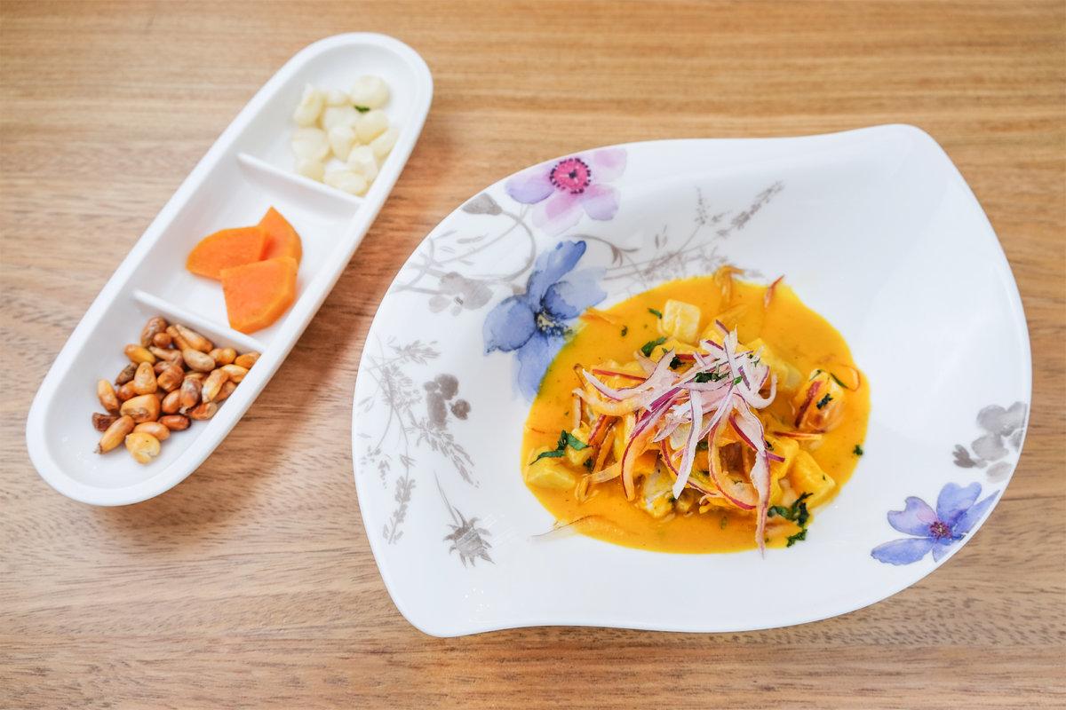 Restaurante Kion Sui_Ceviche limeño